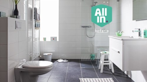 All-In Badkamer 1 Baderie