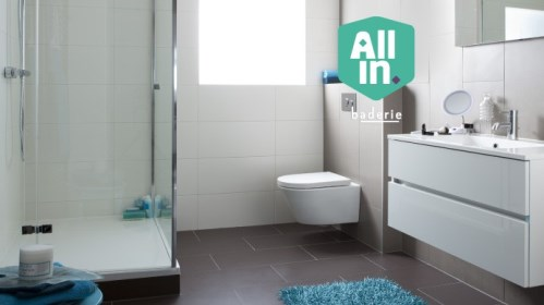 All-In Badkamer 2 Baderie