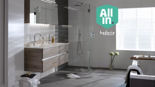 All-In Badkamer 3 Baderie