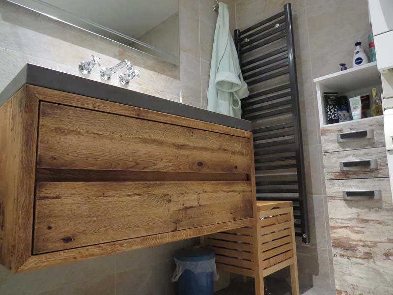 Rustieke badkamer - M&O Techniek