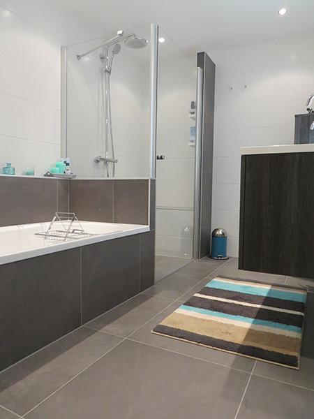 oplevering 2 erg mooie badkamers - m&o techniek, Badkamer