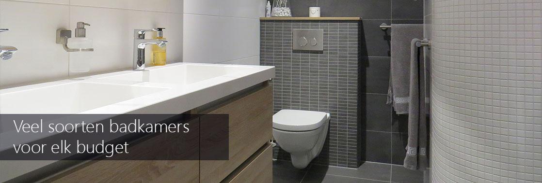 Prachtige badkamers in onze showroom , voor de hele Zaanstreek!