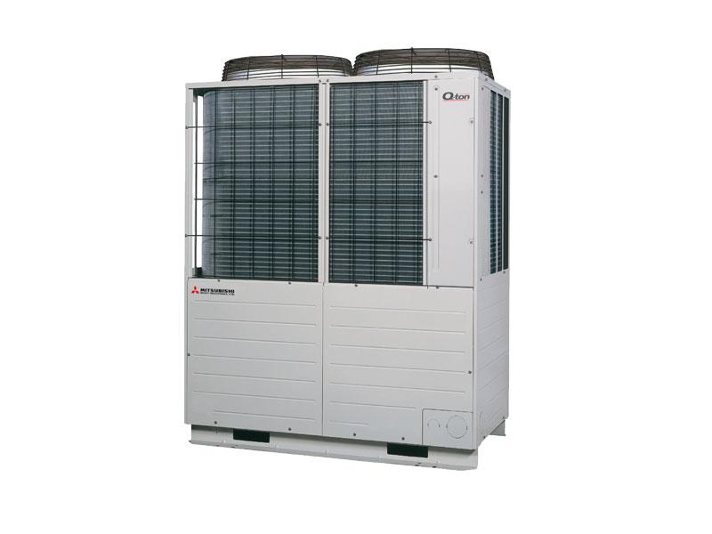 Q-ton warmtepomp