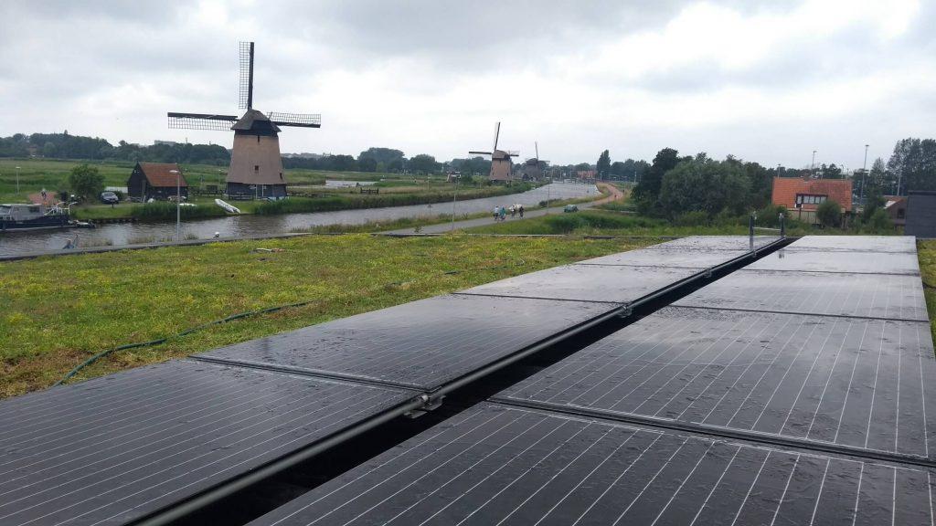 Mogelijkheden van Triple Solar