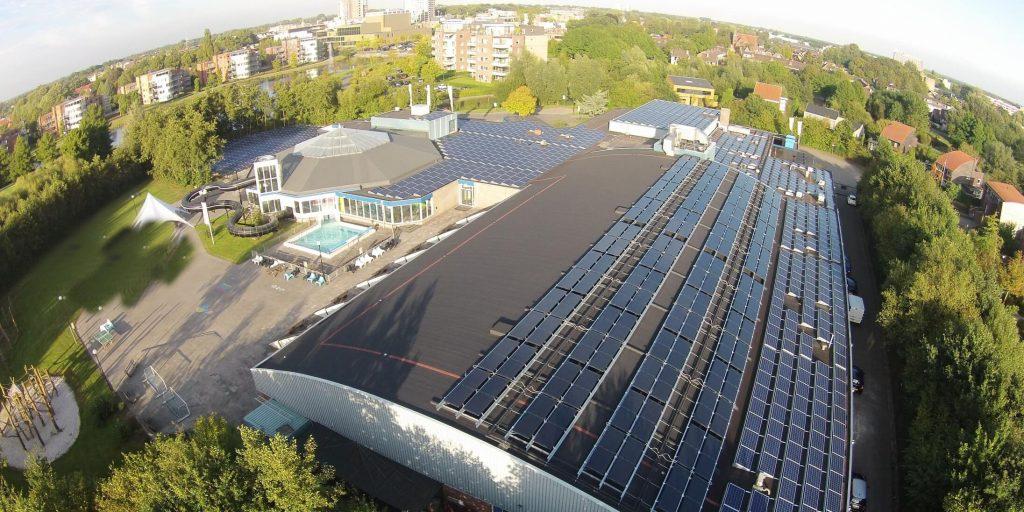 Gasloos verwarmen met Triple Solar