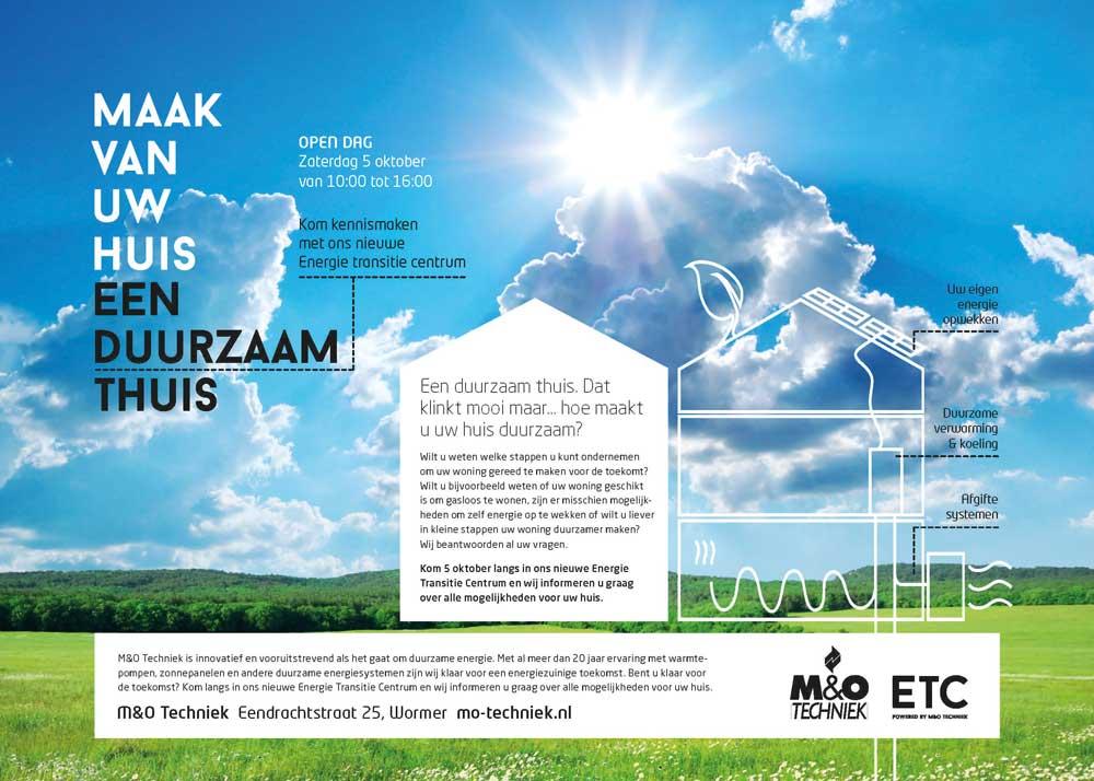 Opening Energie Transitie Centrum M&O Techniek op 5 oktober 2019