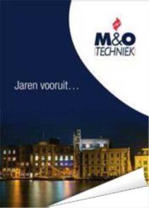 Brochure installatiebedrijf M&O Techniek