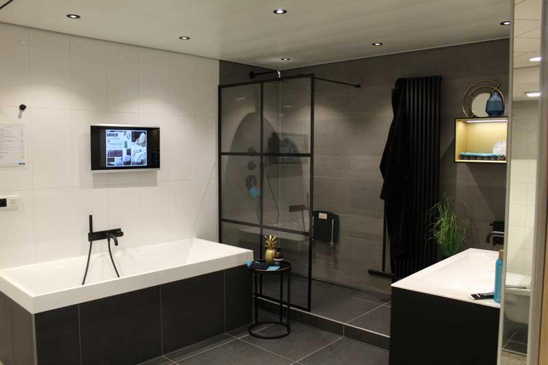 Ontdek de verschillende stijlen badkamers die de Baderie kan leveren